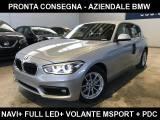BMW 116 d 5p. +Navi M + Volante Msport + Full Led