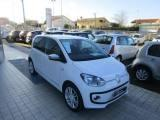 VOLKSWAGEN up! 1.0 5 porte eco up   Metano