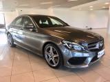 MERCEDES-BENZ C 200 d Auto Premium AMG km 16799!!! Pelle FULL Option