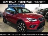 SEAT Arona 1.0 TGI FR +NAVI+full LED+