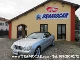 MERCEDES-BENZ CLK 320 218cv CABRIO AVANTGARDE - KM 110.099 - EURO 4 -