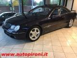 MERCEDES-BENZ CL 500 cat
