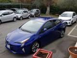 TOYOTA Prius HYBRID 1.8 Style DARK BLUE MET